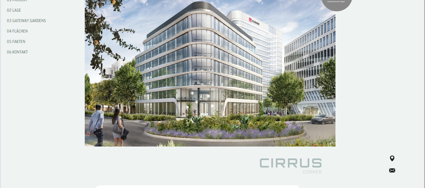 Cirrus Corner